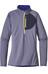 Patagonia W's Thermal Speedwork Zip Neck Shirt Lupine